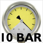 10 Bar Steam Pressure