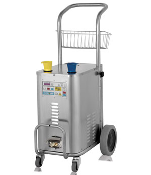Inox Steam compact cleaning machine