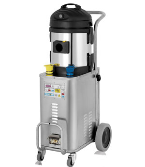 Inox Steam Vac cleaning machine