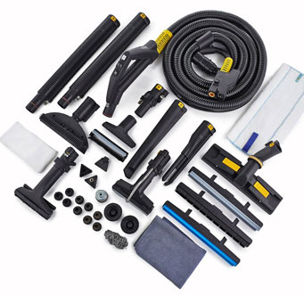 Steam Vacuum accessories toolkit